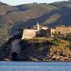 Porto Azzurro, Rio e le miniere di ferro dell'Elba