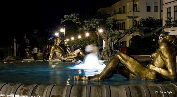 Vacanze di benessere e relax a Abano Terme