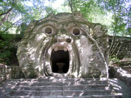 Parco dei mostri di Bomarzo