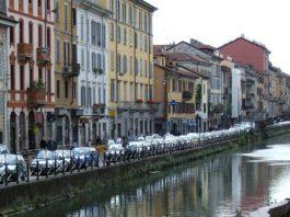 Milano festa dei navigli